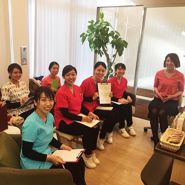 本田貴子先生の院内セミナー